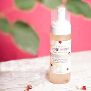 Peak Scents Rose Phyto3 Facial Cleanser