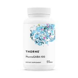 Thorne Research Pharma-GABA 100mg