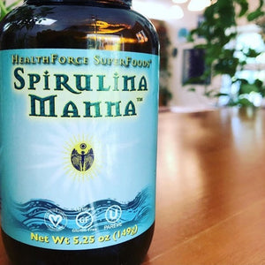 Spirulina Manna Healthforce Nutritionals