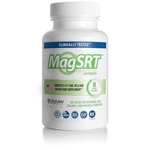 Jigsaw Magnesium with SRT 240