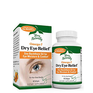 Omega 7 Dry Eye Relief terry naturally