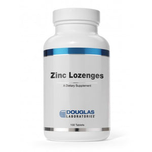 Douglas Laboratories Tummy-Safe Zinc Lozenges