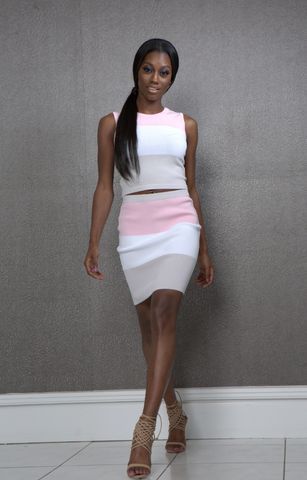 Desiree Skirt Set