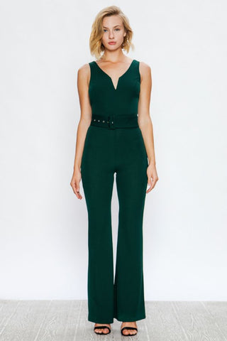 SABRINA WIDE LEG JUMPSUIT