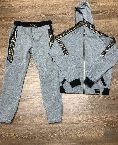 Connor Fleece Jogger