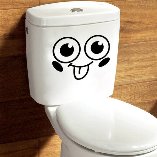 Waterproof Decal For Toilet Cheeky
