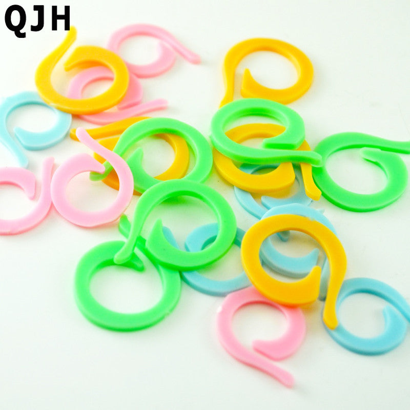 20pcs/lot 2 size High quality Mix Colors Mini Knitting