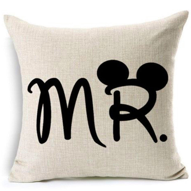 MR Cushion Cover