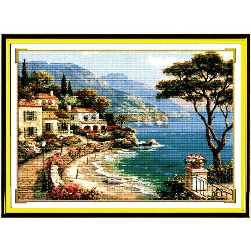 Cross Stitch landscape Cross Stitch Sets
