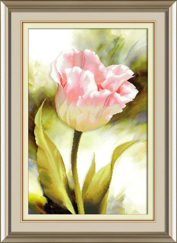 Flower Cross Stitch Kit