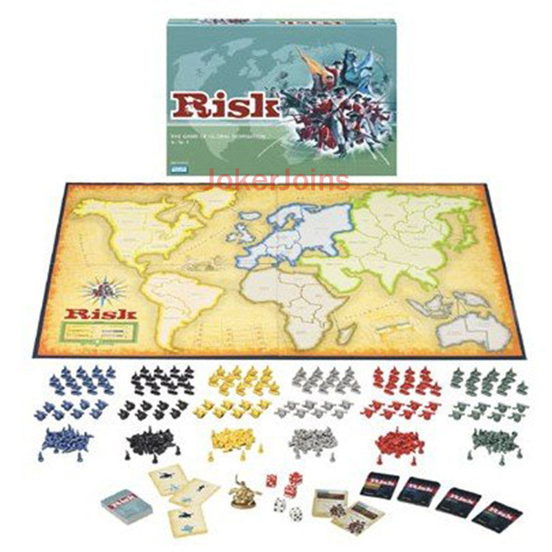 RISK - The game of global domination