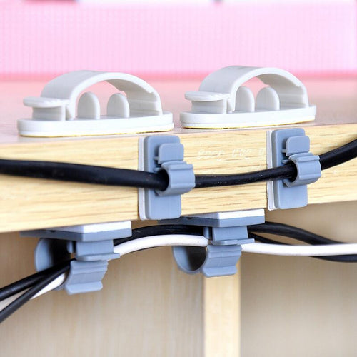 Adhesive Household Cable Holders