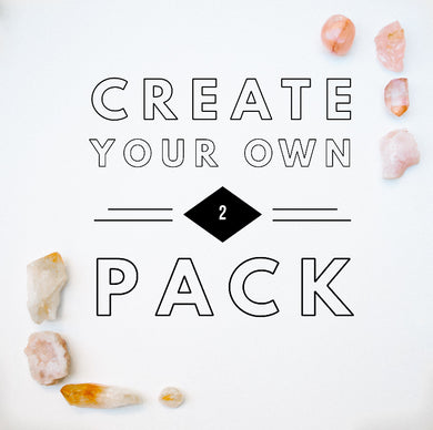 Create your own 2 pack