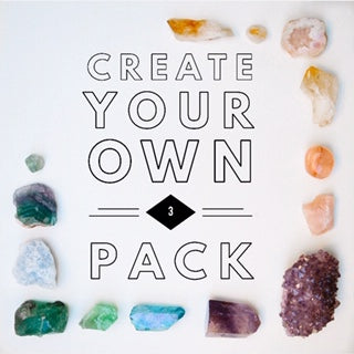 Create your own 3 pack