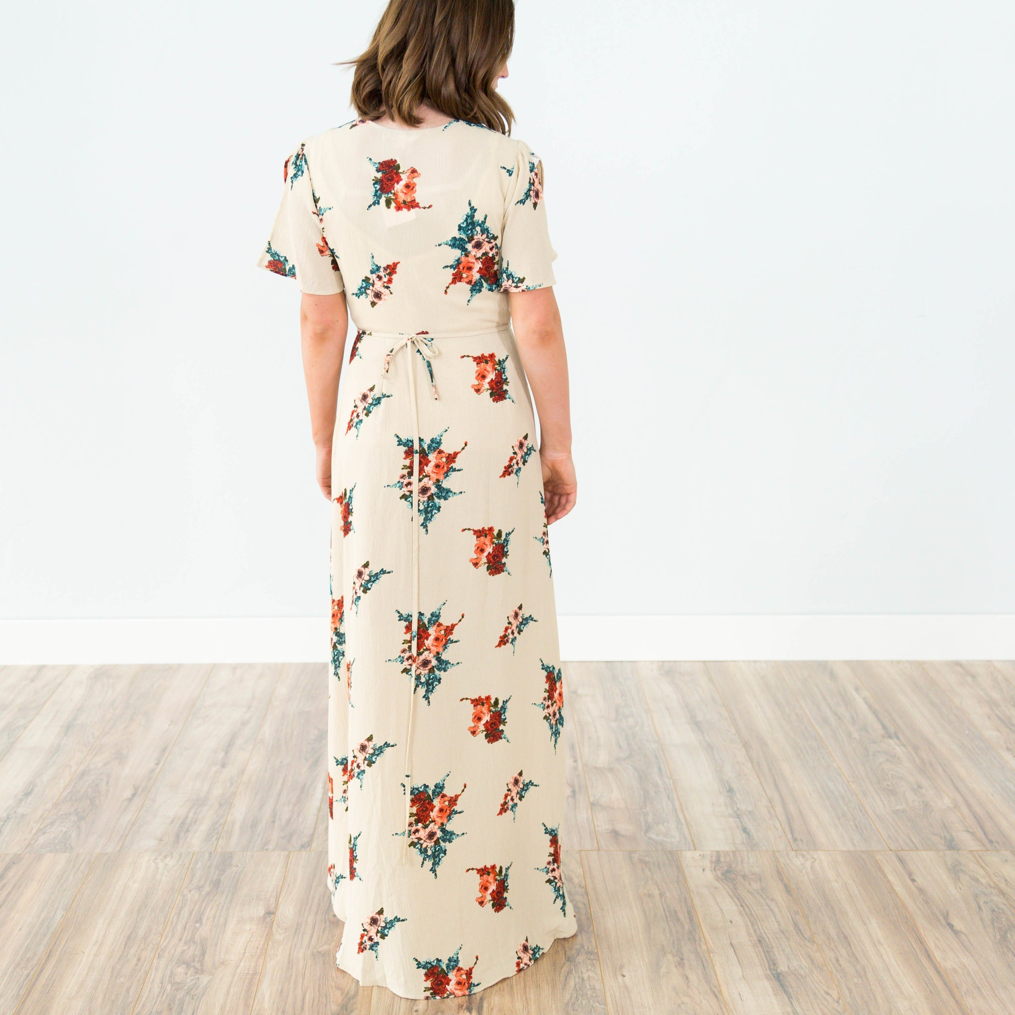 Faith Printed Dress