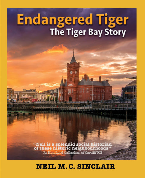 Endangered Tiger - The Tiger Bay Story, Neil M.C. Sinclair - Wordcatcher Publishing