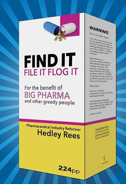 Find it, File it, Flog it, Hedley Rees - Wordcatcher Publishing