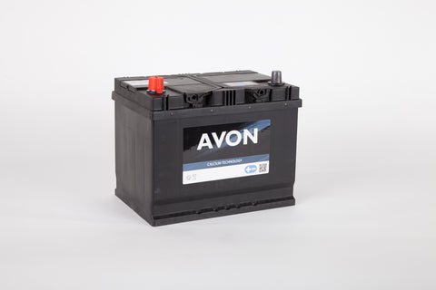 069AS Avon Super Car Battery 12v