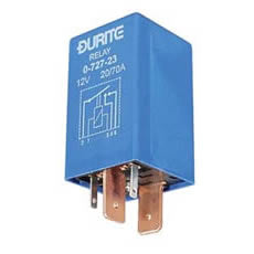 DURITE 70/20A SPLIT CHARGE RELAY