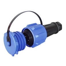 DURITE IP68 HEAVY DUTY WATERPROOF PLUGS & SOCKETS 32A