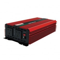 DURITE COMPACT MODIFIED WAVE 12V,24V 2000W,230VAC OUTPUT.