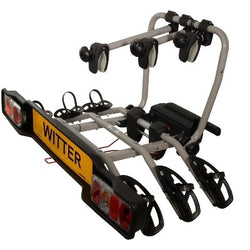 WITTER CYCLE CARRIER  TOW BALL MOUNTED ZX303