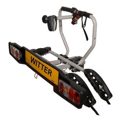 WITTER ZX202 Bolt-On Towball Mounted 2 Bike Cycle Carrier