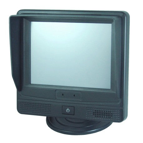 "3.5"" COLOUR MONITOR"