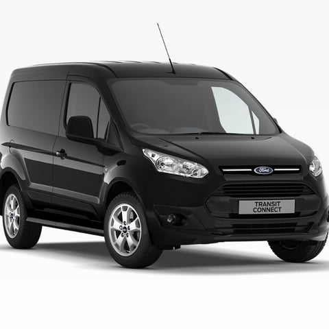 Ford Transit Connect Van  2018 -2013  Witter Detachable Swan Towbar (vertical loading) (Not sport)