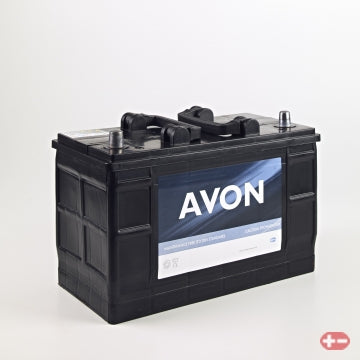 Avon 663 Commercial Battery 12V 110AH 750CCA