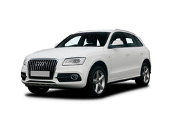 Audi Q5 ATV/SUV, 8R Facelift 2012-2016 Witter Fixed Swan Towbar AD49AS