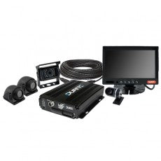 DURITE 720P HD 4- CHANNEL DVR KITS (SD CARDS*)