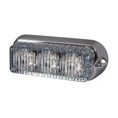 Durite Blue High Intensity 3 & 4 LED Horizontal Warning Light - 12/24V