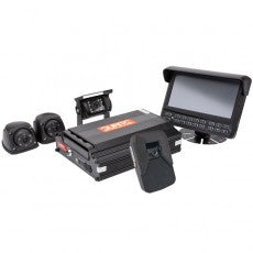 DURITE DL1 4G DVR KIT WITH STANDARD MONITOR.