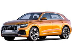Audi Q8 SUV, (All variants) 2018-20 Witter Fixed Flange Towbar VW96