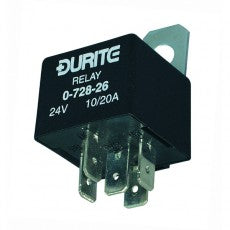 Durite Relay Mini change over