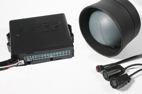 SIGMA S12  VEHICLE ALARM   (Supply and Fit only)