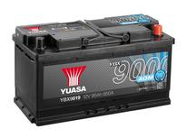 YUASA YBX9012 CAR BATTERY 12V 50Ah 520AH      M Start Stop Plus Battery