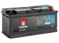 YUASA  YBX9020 AGM Start Stop Plus Battery 12v