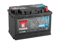 YUASA YBX9096 AGM Start Stop Plus Battery