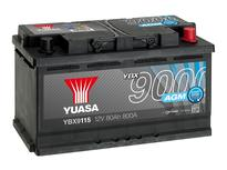 YUASA YBX9115 AGM Start Stop Plus Battery 12v
