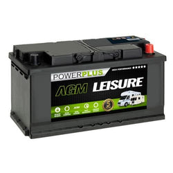 Powerplus L36-AGM Active leisure and marine deep cycle battery
