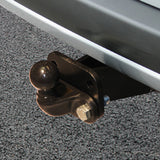 VW Caravelle MPV, T25 T3 1980-91 Witter Fixed Flange Commercial Towbar