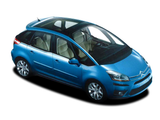 Citroen C4 Picasso/SpaceTourer 2006 - 2011. Witter Fixed Flange Towbar (two hole faceplate)