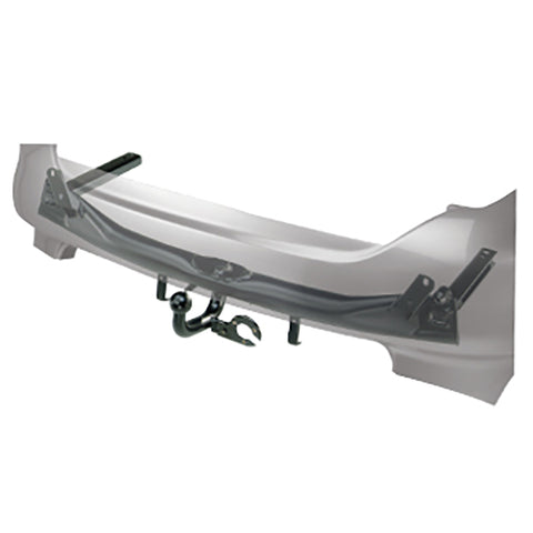 For Citroen C4 Hatchback, Aircroos (All variants) 2012 - . Westfalia Fixed Swan Towbars