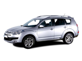Citroen C-Crosser SUV (All variants) 2007 - . Westfalia Detachable Towbar (Vertical Loading)