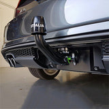 For Citroen DS4 Hatchback (Excludes sports) 2011 - . Westfalia Detachable Towbar (Vertical Loading)