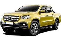 MERCEDES BENZ X CLASS,470 (All variants) 2017 Witter Fixed Flange Commercial Towbar