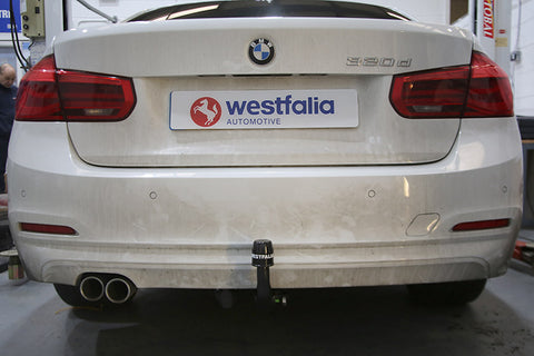 BMW 3 Series Saloon,2014-2019 Westfalia Detachable Towbar 303352600001