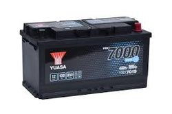 YUASA YBX7115 CAR BATTERY EFB Start Stop Plus Batteries